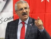 SİLAHLI SALDIRI - Sendika başkanına silahlı saldırı