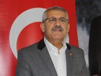 İSMAIL KONCUK - Türk Büro-Sen Genel Başkanı Silahlı Saldırıya Uğradı