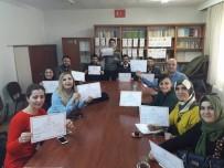İŞARET DİLİ - Türk İşaret Dili Kursu Tamamlandı