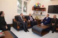 Vali Güvençer'den Turgutlu'ya Ziyaret