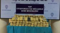 Van'da Uyuşturucu Operasyonları Açıklaması 9 Kişi Tutuklandı