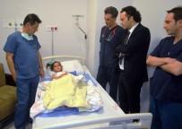 AHMET ÇELEBI - Van EAH'ta Kapalı Kalp Ameliyatları Başarıyla Gerçekleşti