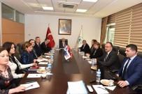 İSMAİL HAKKI ERTAŞ - Adana Valiliği AB Ve Dış İlişkiler Birimi Faaliyet Raporu Sunuldu
