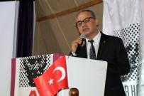 BALCı - ADD Adana Şube Başkanı Kayadan Açıklaması 'El Ele Daha Çok Çalışacağız'
