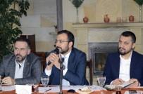 AK Parti Teşkilatı STK'larla Bir Araya Geldi