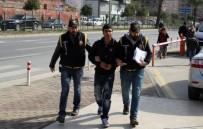 KAPKAÇ - Alanya'da 4 Ayrı Suçtan Aranan Şüpheli Suçüstü Yakalandı