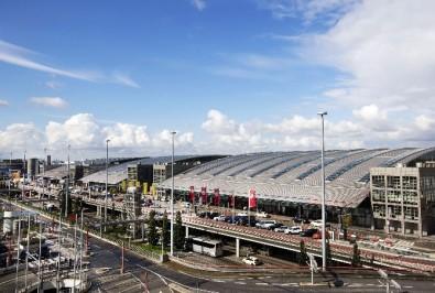 Almanya'da havalimanında gaz alarmı