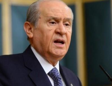 Bahçeli isim vermeden Kılıçdaroğlu'na yüklendi
