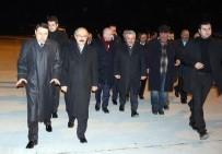 LÜTFI ELVAN - Bakan Elvan Ve Arslan, Ağrı'da Cazibe Merkezi Programına Katıldı