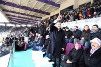 DARıCA GENÇLERBIRLIĞI - Bakan Eroğlu'nun Gol Sevinci Kamerada