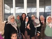 KOCABAŞ - Başkan Çerçioğlu Yavuzköy'ü Ziyaret Etti