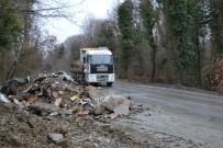 BELGRAD ORMANı - Belgrad Ormanı Moloz Çöplüğüne Döndü