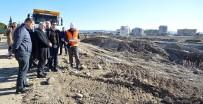 İSTİNAT DUVARI - Bergama'ya Yeni Köprü Geliyor