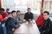 Bilecikspor'a Maç Sabahı Kahvaltı Jesti