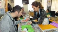 Burhaniye' De Engeller Eğitimle Aşılıyor