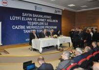 LÜTFI ELVAN - Cazibe Merkezleri Bilgilendirme Toplantısı Kars'ta Yapıldı