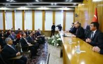 UÇUŞA YASAK BÖLGE - Cumhurbaşkanı Erdoğan Açıklaması '16 Nisan, 15 Temmuz'un Cevabı Olacaktır'