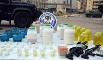 Diyarbakır'da Ele Geçirildi Açıklaması 22 Kişi Gözaltına Alındı