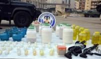 GÜBRE - Diyarbakır'da Terör Operasyonları Açıklaması 22 Gözaltı