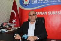 AHMET AYDIN - Eğitim Birsen Adıyaman Şubesi Başkanı Ali Deniz'in Ankara Temasları