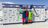 Erzincan, Kayakçılara Ev Sahipliği Yaptı