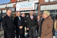 SEYFETTIN AZIZOĞLU - ETSO, 'Erzurum'un Cazibesi'ni İstişare Etti