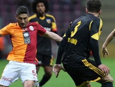 Galatasaray: 1 Kayserispor: 2 (Maç Sonucu)