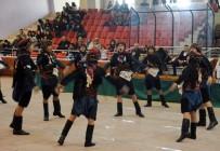 FOLKLOR - Halk Oyunları Yarışmaları Aydın'da Yapıldı