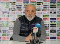 HIKMET KARAMAN - Karaman Açıklaması 'Gol Vuruşunu Yapamadık'
