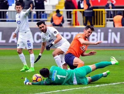 Kasımpaşa 4 - 0 Başakşehir