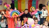 MUSTAFA ÖZSOY - Kepez'den Miniklere Balon Partisi