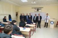 MEHMET TAHMAZOĞLU - Malatya'nın Belediye Başkanları, Şahinbey'i Gezdi