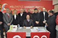 MHP Balıkesir 'Evet' Oyu Kullanacak