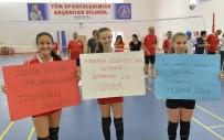 OKULLAR HAYAT OLSUN PROJESİ - Muratpaşa'da Okul Salonlarına Yoğun İlgi