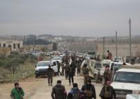ZEMZEM - Özgür Suriye Ordusu'nun El Bab'ta İlerleyişi Sürüyor