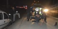 Polisin Hamlesi Ölümden Kurtardı