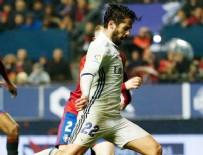 İSPANYA KRAL KUPASI - Real Madrid 3 puanı 3 golle aldı