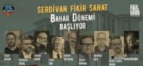 Serdivan Fikir Sanat Akademisi Bahar Dönemi Kayıtları Yoğun İlgi Gördü