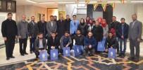 TÜRKIYE YAZARLAR BIRLIĞI - TYB Erzurum Şubesi Gençlik Kolları Tebriz'e Çıkarma Yaptı
