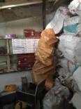 BÜYÜKÇIFTLIK - Yüksekova'da 77 Bin 500 Paket Kaçak Sigara Ele Geçirildi