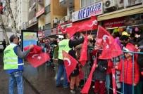 12 Şubat Kahramanları Anısına 12 Bin Türk Bayrağı