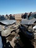 AEL'de Trafik Kazası Açıklaması 1'İ Ağır 6 Yaralı