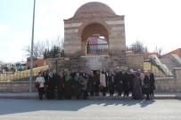 SELAHATTIN GÜRKAN - AK Parti Hakkari Kadın Kolları Üyeleri, Battalgazi'yi Gezdi