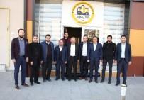 MUSTAFA ŞAHİN - AK Parti Milletvekili Mustafa Şahin Açıklaması 'Asılında Sorun Olan Cumhuriyet Halk Partisi'dir'