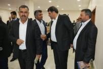 ŞANLIURFA VALİSİ - Akçakale'de Güvenlik Ve Huzur Toplantısı