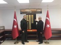 Albay Arslan'dan Şehit Aileleri  Derneğinin Projesine Destek