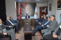 Anadolu 'Evet' Platformundan AK Parti'ye Ziyaret