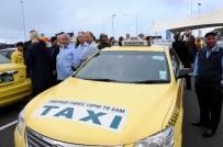 TAKSİ ŞOFÖRÜ - Avustralya'da Taksicilerden Hükümet Karşıtı Protesto