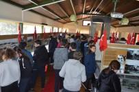 ÇANAKKALE SAVAŞı - Başak Koleji, Çanakkale Sergisini Aydınlılarla Buluşturdu