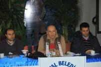 ALTıNOK ÖZ - Başkan Altınok Öz, Mahalle Birim Başkanları Ve Meclis Üyeleriyle Buluştu